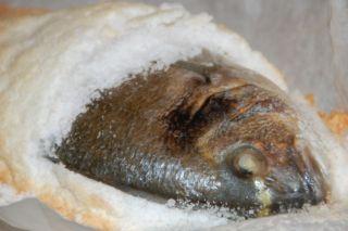 saltindbagt fisk