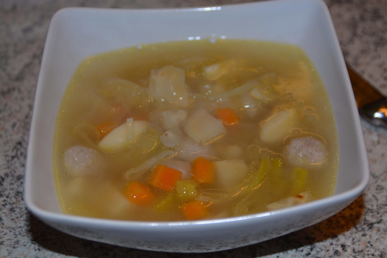 melboller til suppe